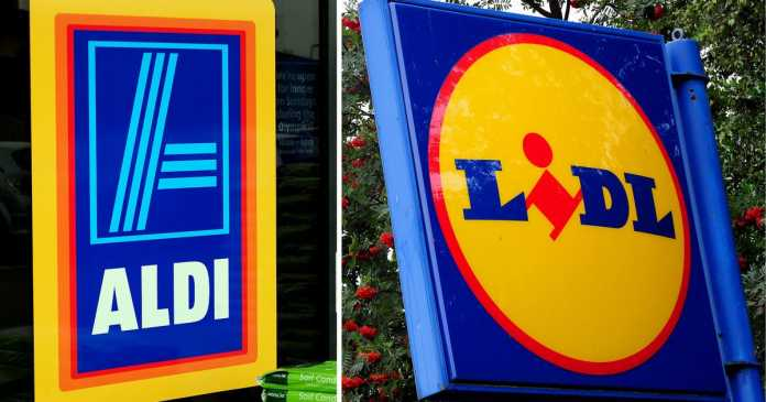Lidl takes public swipe at Aldi during Great British Bake Off