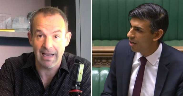 Martin Lewis issues plea to Rishi Sunak as he reveals jobs plan