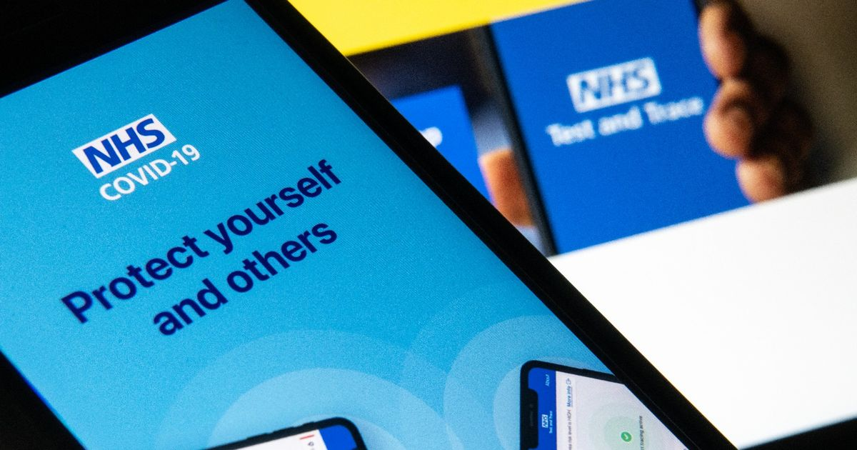 Officials 'urgently' working to fix Covid NHS app