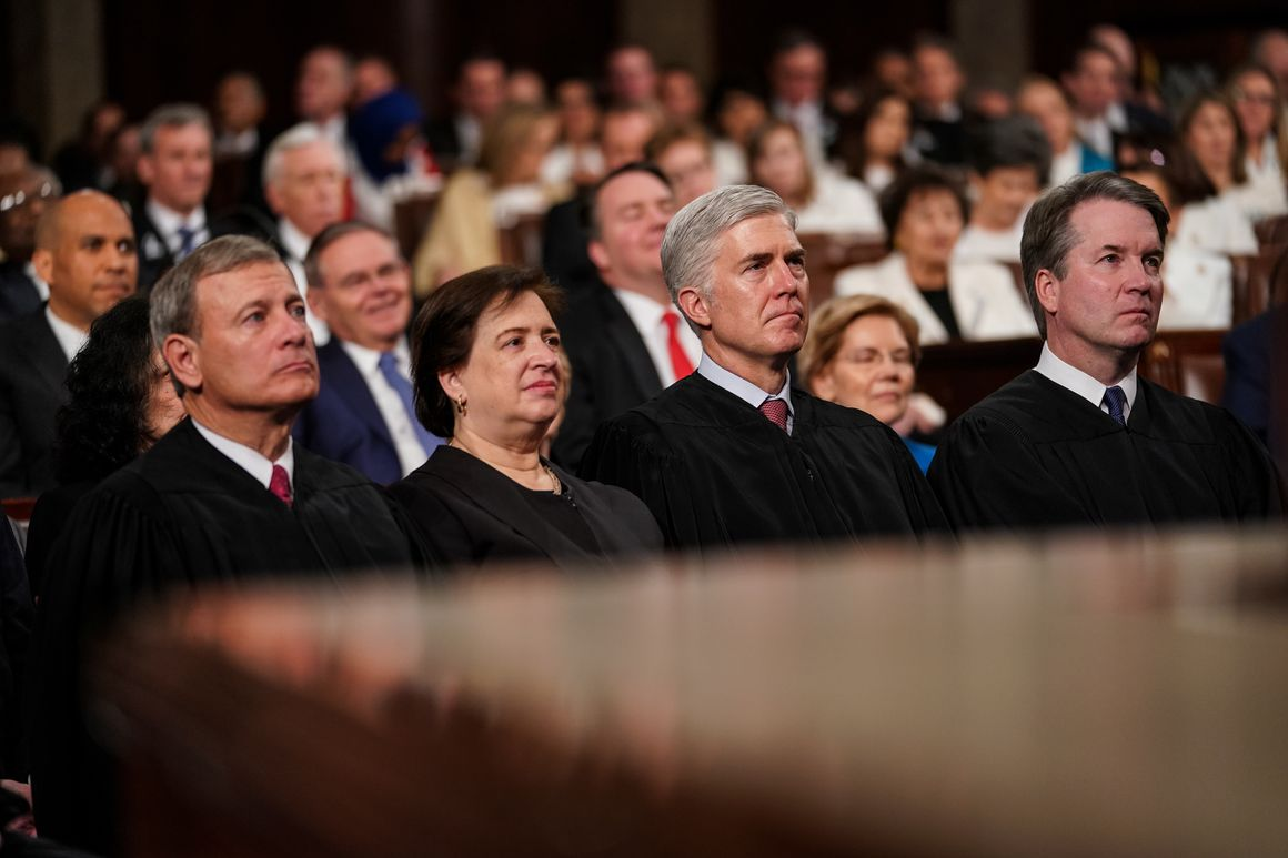 Opinion | No, the Democrats Won't Pack the Court