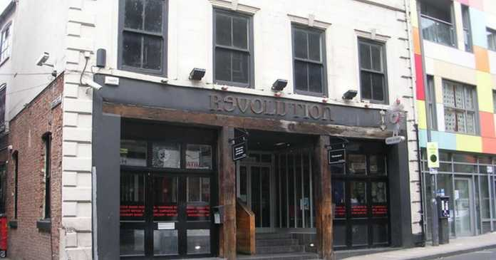 Revolution may close some bars for good after new 10pm curfew