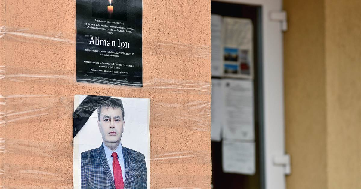 Romanian villagers re-elect mayor who died from Covid-19