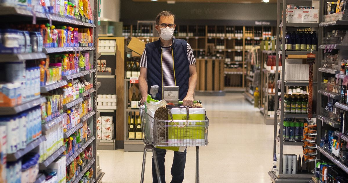 Sainsbury's, Tesco and Morrisons shopping limit updates