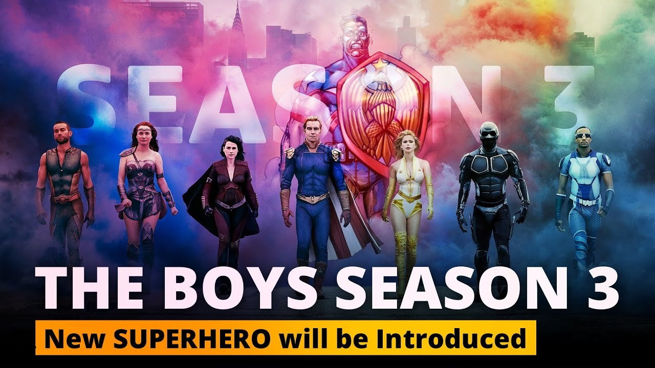The Boys Season 3: Expected Release Date, New Cast, and Other Detail