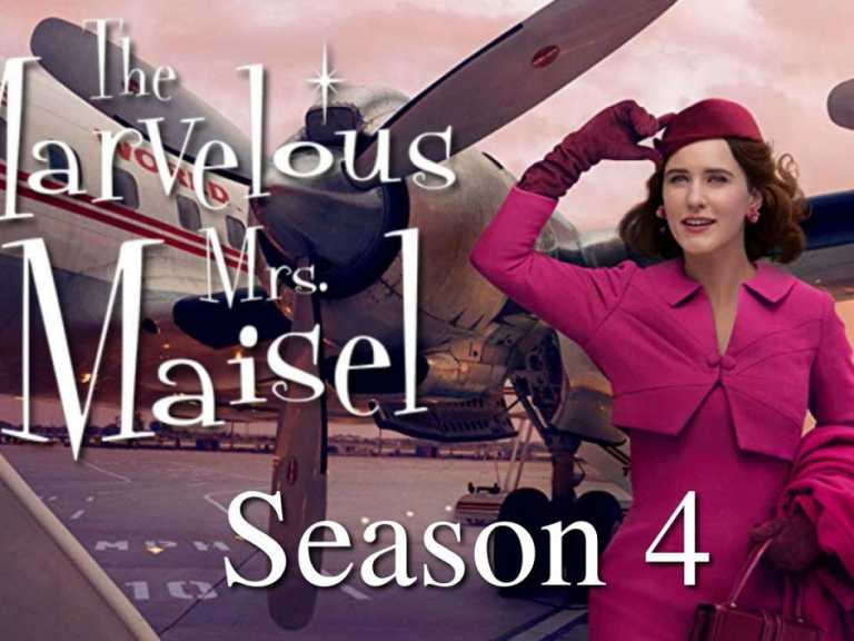 The Marvelous Mrs. Maisel Season 4: Expected Release Date & Other Updates