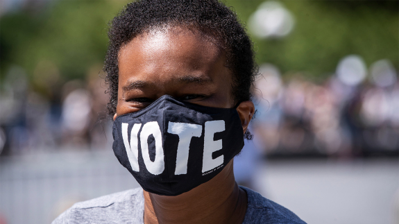 The Partisan, Gender and Generational Differences Among Black Voters Heading Into Election Day