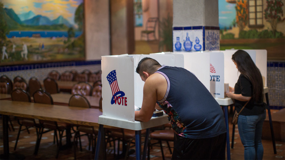 There's No Such Thing As The 'Latino Vote'