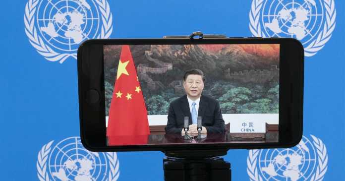 Trump and Xi's dueling U.N. speeches put 'great fracture' on display