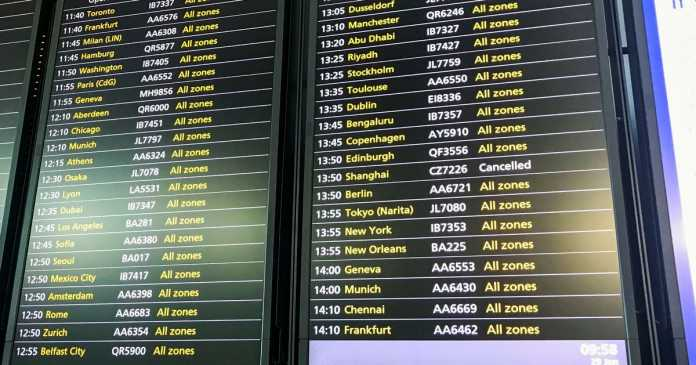 Urgent call for action over airline refund rules for flight cancellations