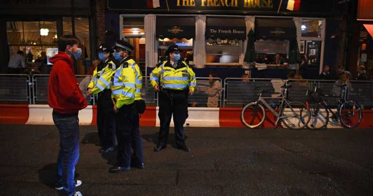 Why the 10pm pub curfew might be making things worse