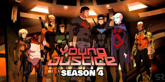 Young Justice season 4: Major Updates Revealed By The Producer.