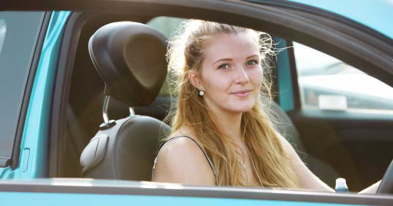 Young drivers take to the road to beat coronavirus restrictions