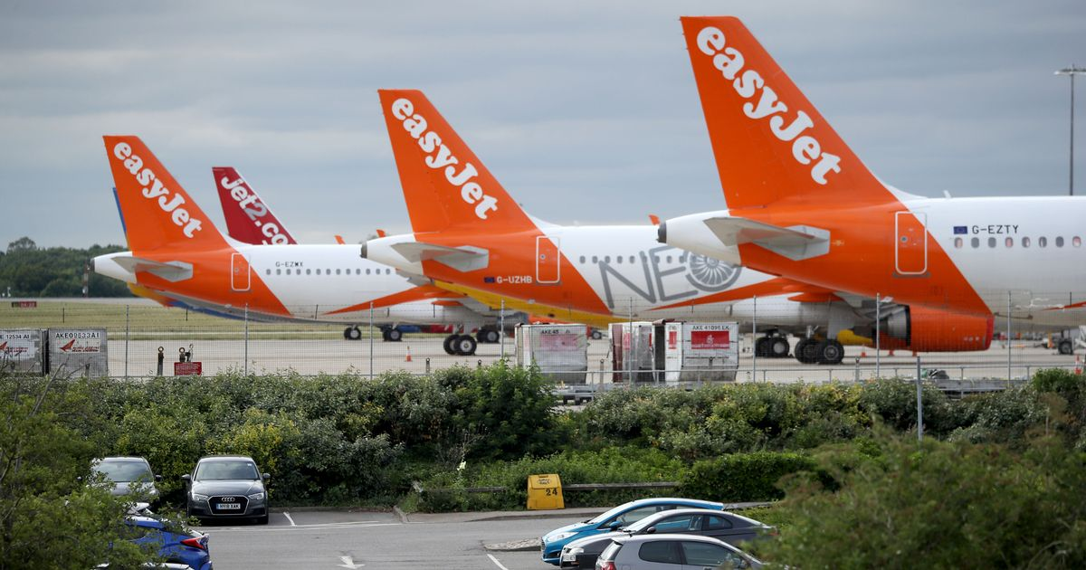 easyJet rejects shock union claim it is 'hanging by a thread'