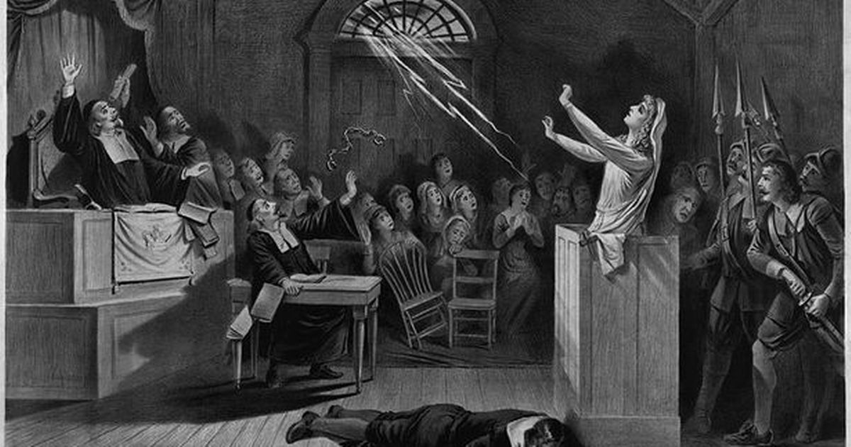 13 incredible facts about witchcraft in the UK