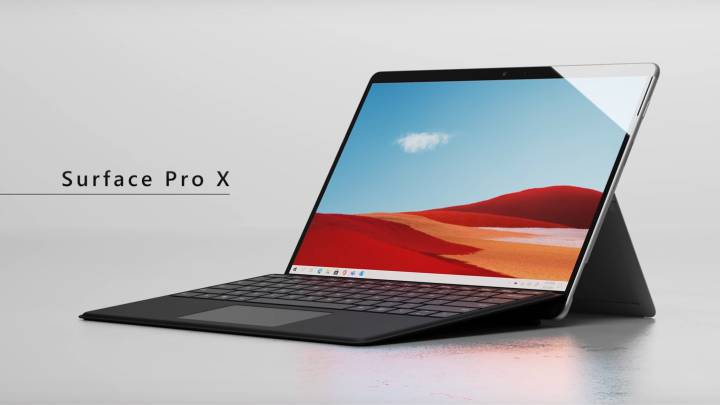 Microsoft Surface Pro X 2020: powerful tablet is here