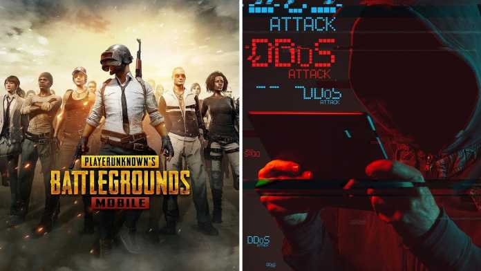 PUBG Mobile is on the agenda with DDoS attacks!