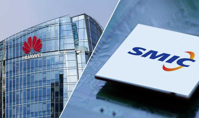 SMIC solution for Huawei Kirin processor! USA is engaged