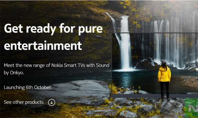 Nokia Announces the Launch of New Smart TVs