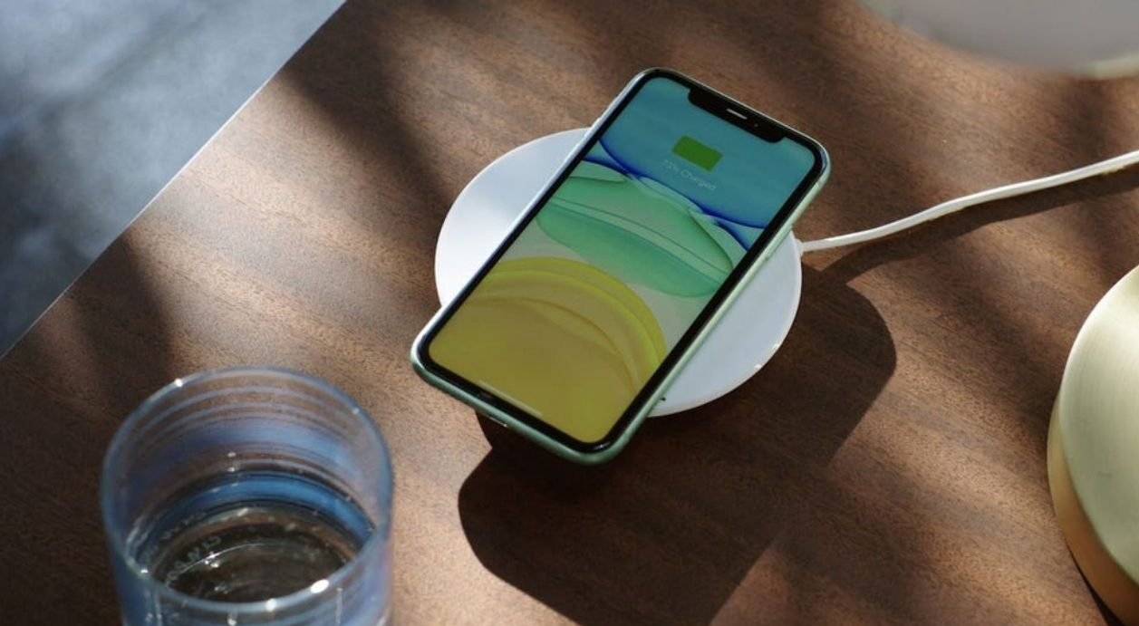 MagSafe wireless charging accessory introduced!
