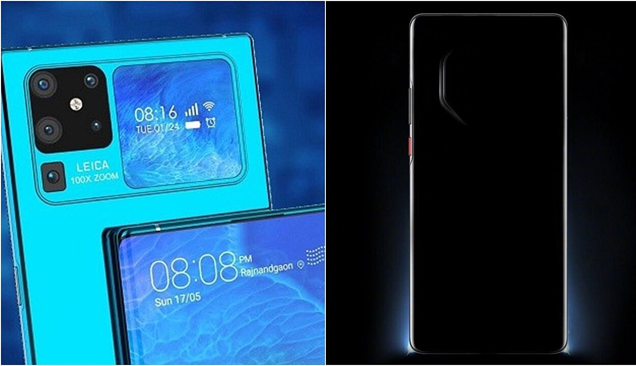 The box of the Huawei Mate 40 Pro Plus has been leaked!
