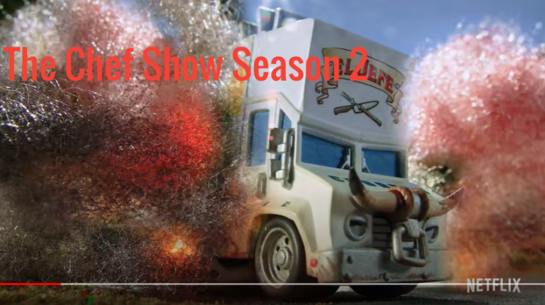 The Chef Show Season 2 – Have you ever thought about the cooks who prepare it?