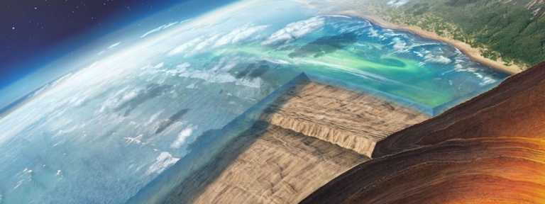 Geophysicists confirm ancestral tectonic plates