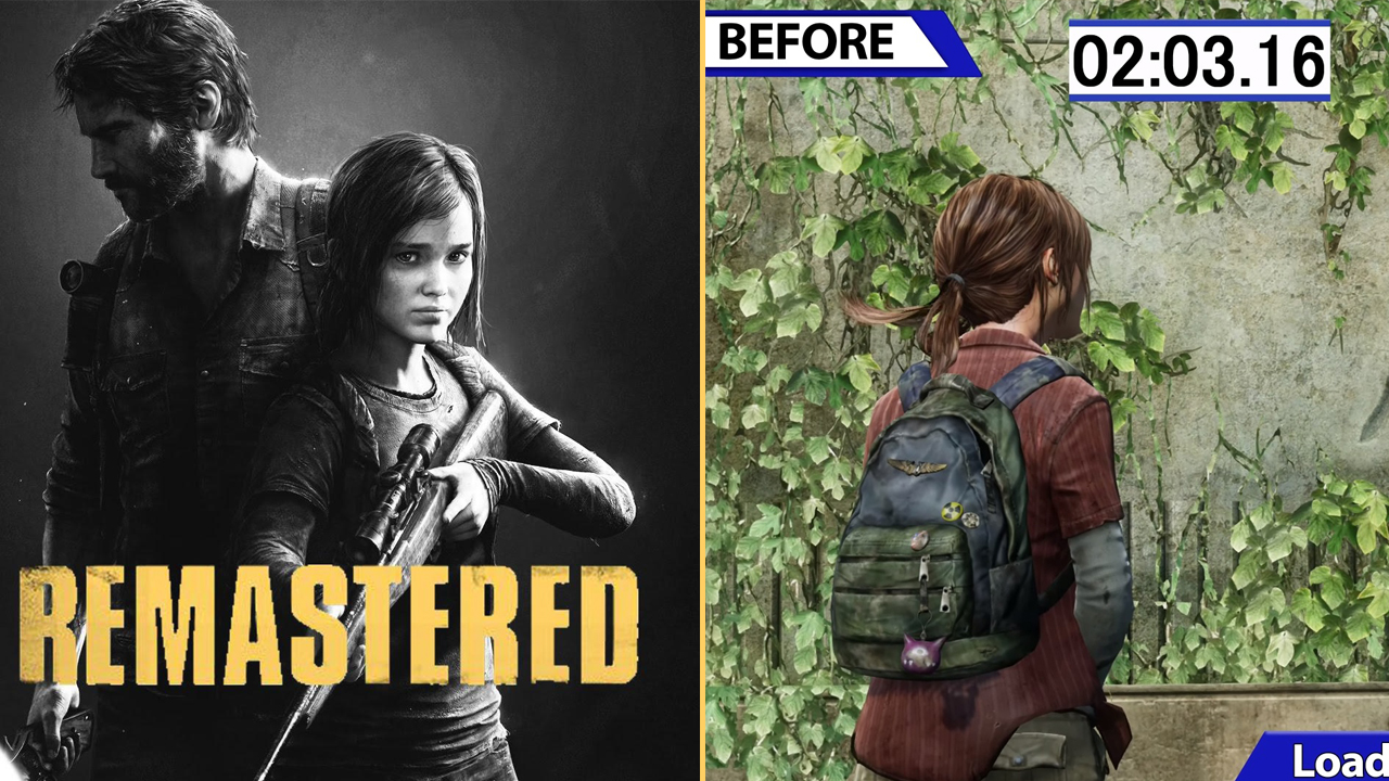 New update for TLOU: Remastered!
