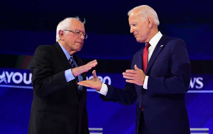 Progressives Should Support Biden Now but Be Ready to Push Later