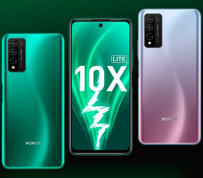 Honor 10X Lite: 48MP camera, generous battery and more 1