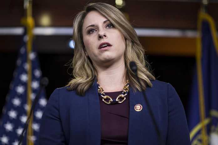 Anonymous 'former staff' of Katie Hill slam film adaptation of ex-congresswoman's book