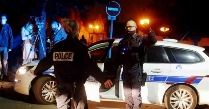 Anti-terror investigation launched in Paris after attack on teacher