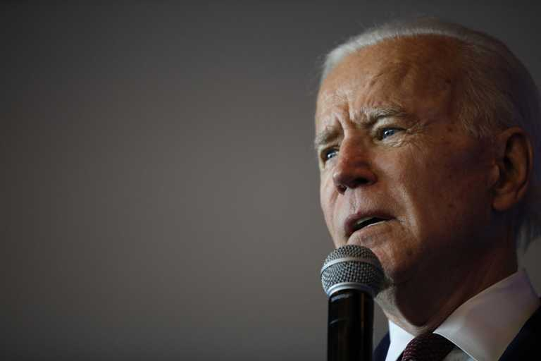 Biden moves to stave off surprise loss in Nevada