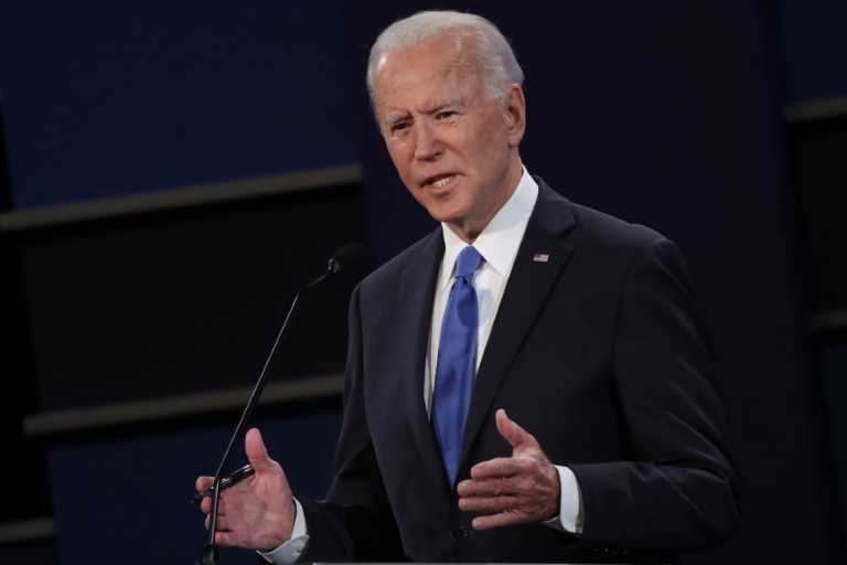 Biden carries big cash advantage into final weeks of election