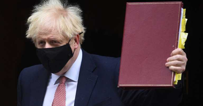 Boris Johnson says Universal Credit claimants must get back to work as cuts loom