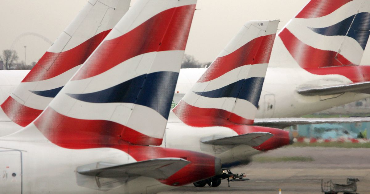 British Airways chief calls on government to axe quarantine rules