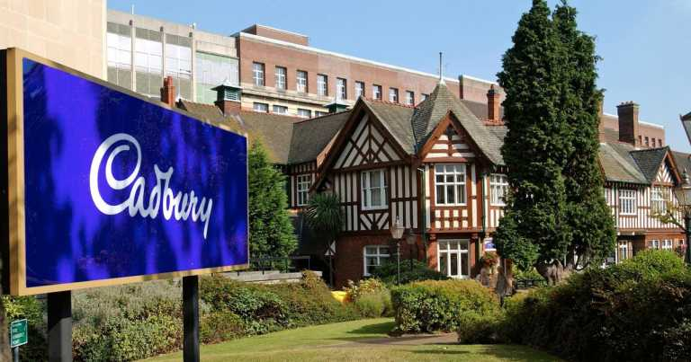 Cadbury is recruiting for these jobs in Birmingham