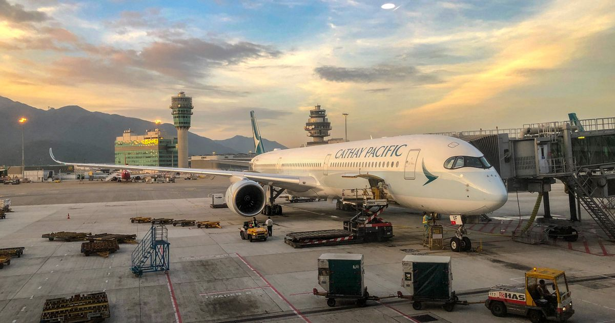 Cathay Pacific to shed 8,500 jobs worldwide in massive cost-cutting drive