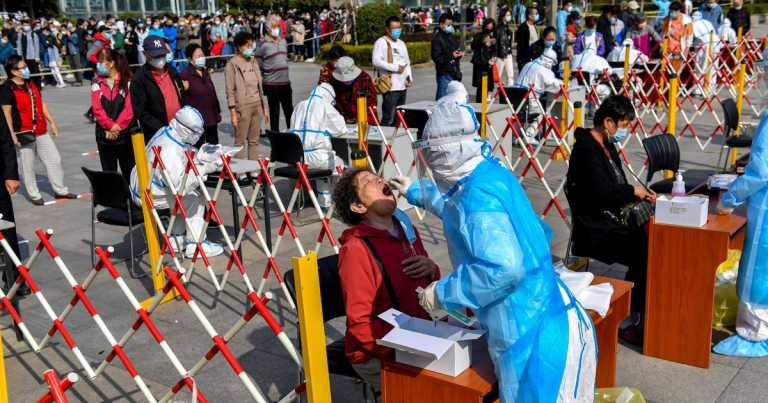 Chinese city to test all its 9 million citizens for coronavirus over five days