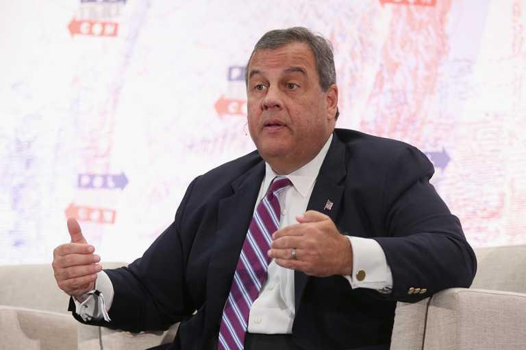 Chris Christie, out of hospital after battling Covid, urges Trump to go further on masks