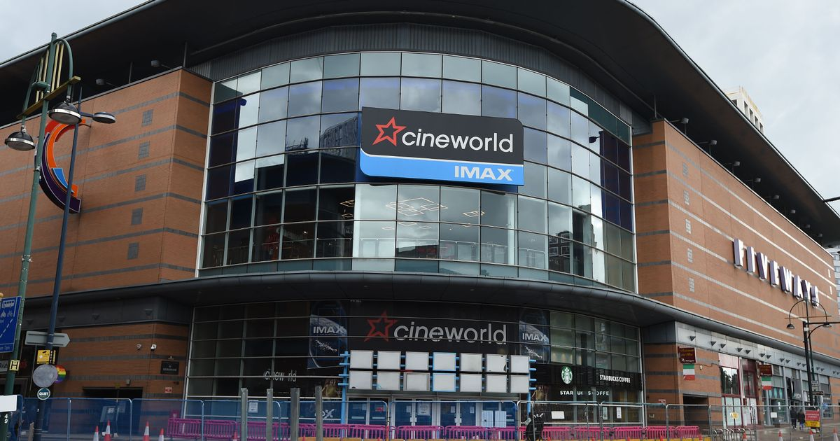 Cineworld 'on the brink of closing' as pandemic hits film industry