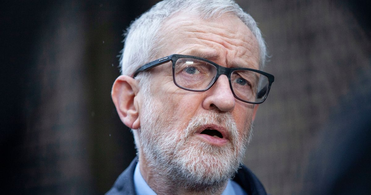 Corbyn calls for supporters to 'stay in party' following suspension