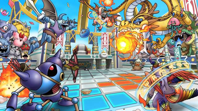 Dragon Quest Tact for mobile is also coming to the west