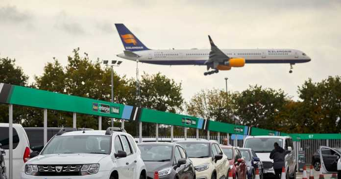 Drivers paying too much for airport parking - with coronavirus being blamed