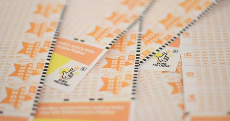 EuroMillions results LIVE: Winning numbers for Friday, October 16