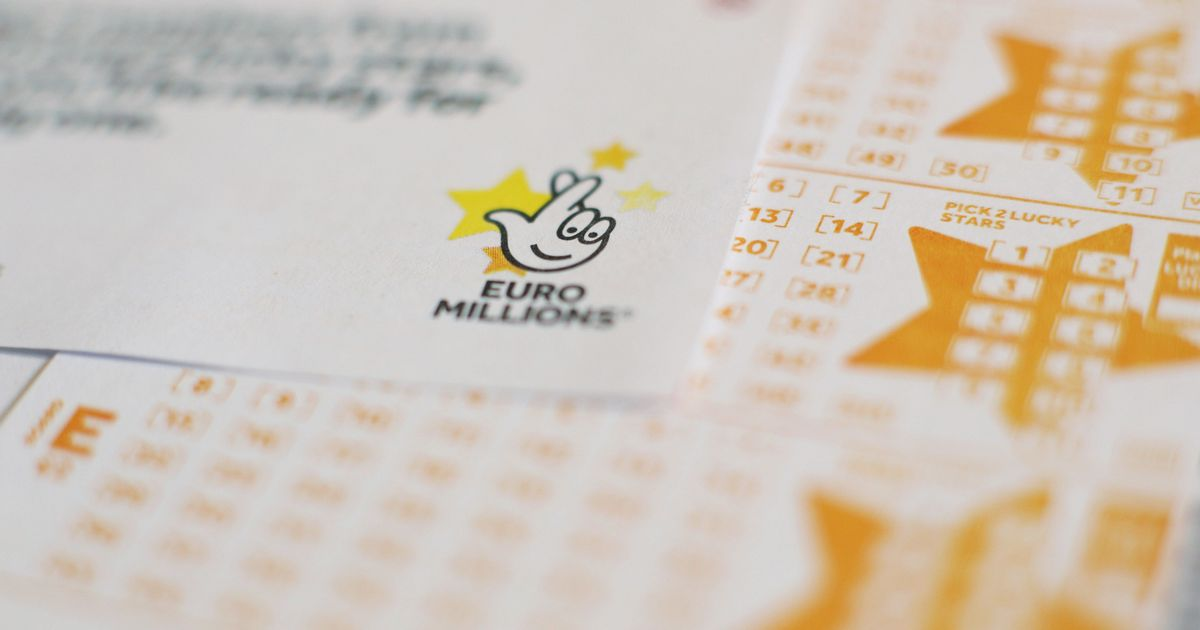 Euromillions and Thunderball results for £15m jackpot draw on Tuesday, October 6