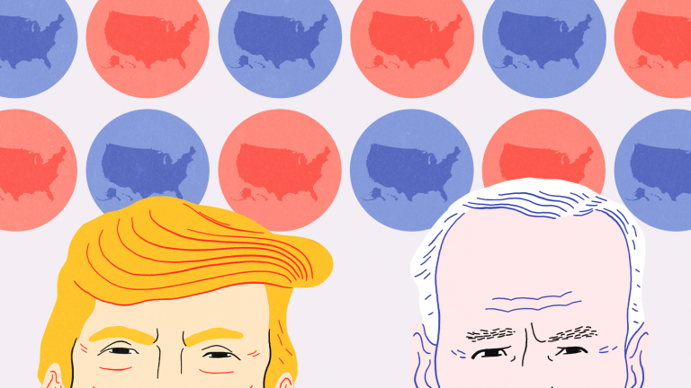Explore The Ways Trump Or Biden Could Win The Election