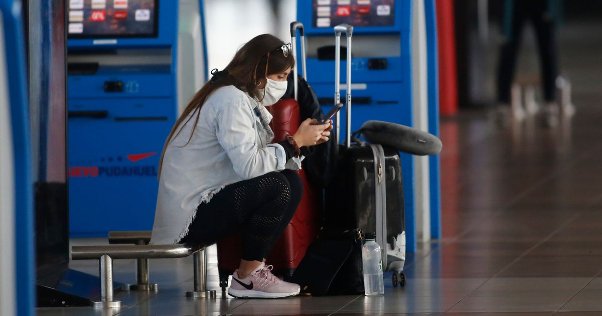Fears the Government may tighten travel rules as infections rise