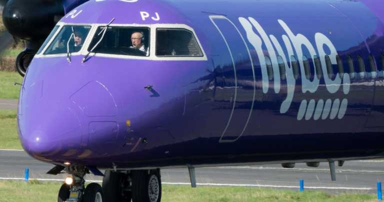 Flybe could be back in the air with new owner early next year