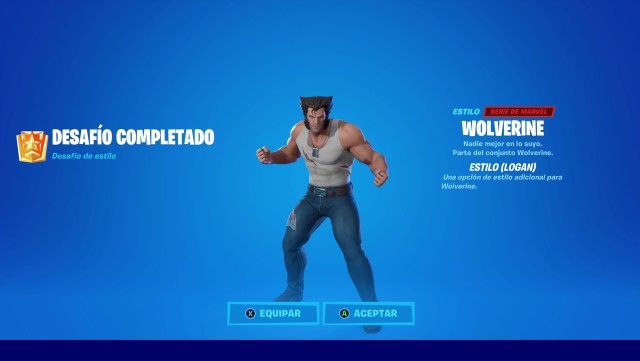 Fortnite: how to get the Logan style for the Wolverine skin