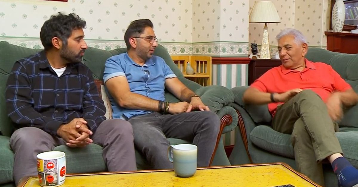 Gogglebox viewers stunned after spotting rarely-seen Siddiqui family member
